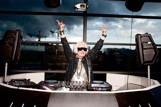 DJ-professii